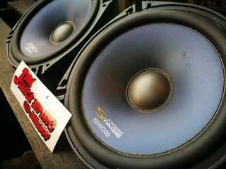 """Kenwood Stage KFC-LS17i 6"""" Speaker 180watt Midbass Speaker"""
