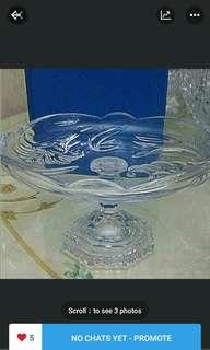 Footed Glass