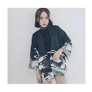 [PO] Kimono Outerwear (One Size only)