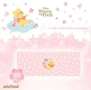 🚚 [Ready stocks] infoThink x Disney Winnie the Pooh Sakura Limited Edition