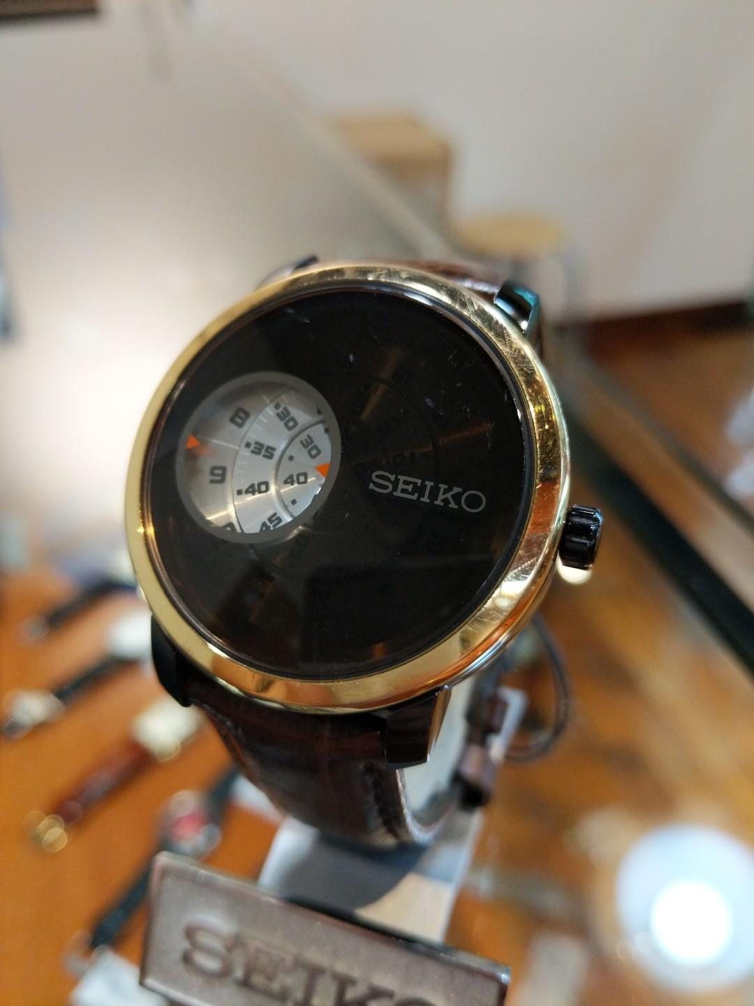 極品 Seiko disc hamburger 中古 精工 SCBS019 限量100隻