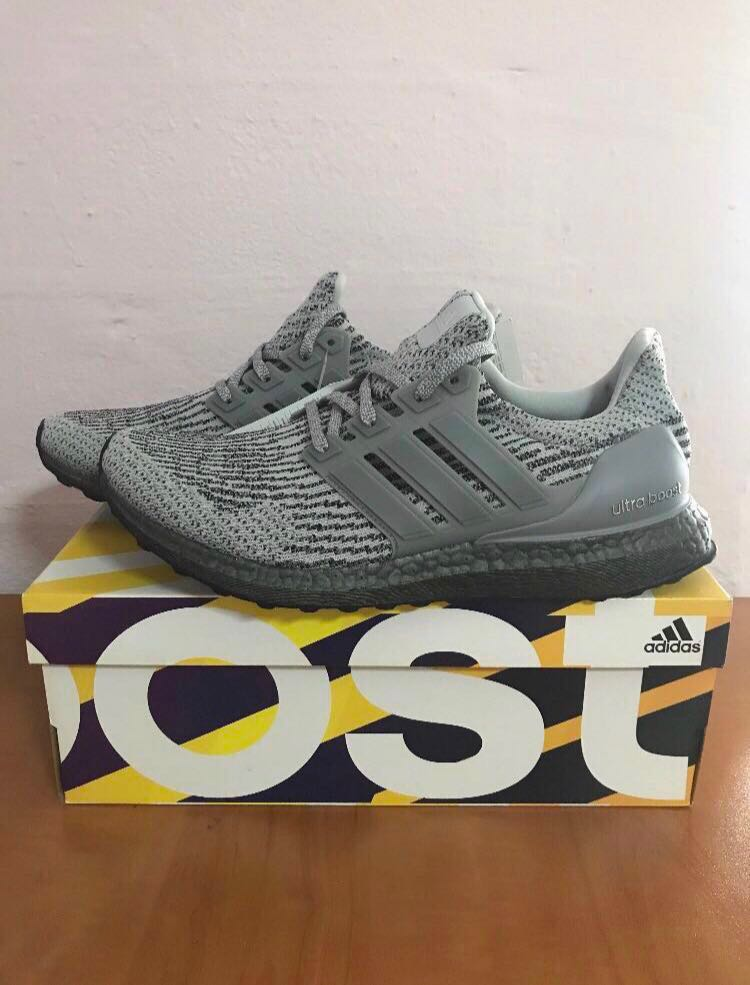 premium selection 1228f c0534 Adidas Ultraboost 3.0 Triple Grey
