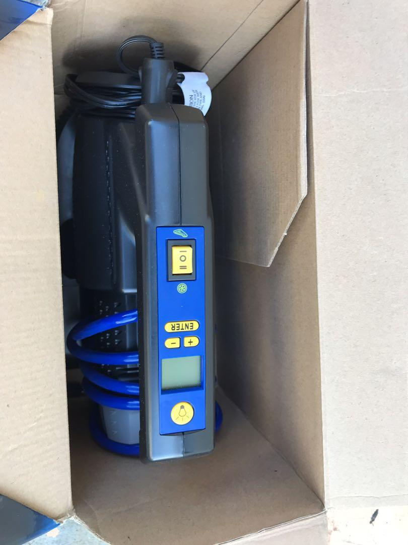 Air pump - brand new