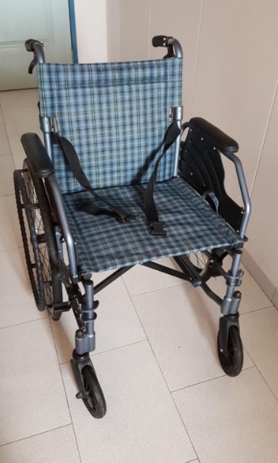 Bion detachable wheelchair