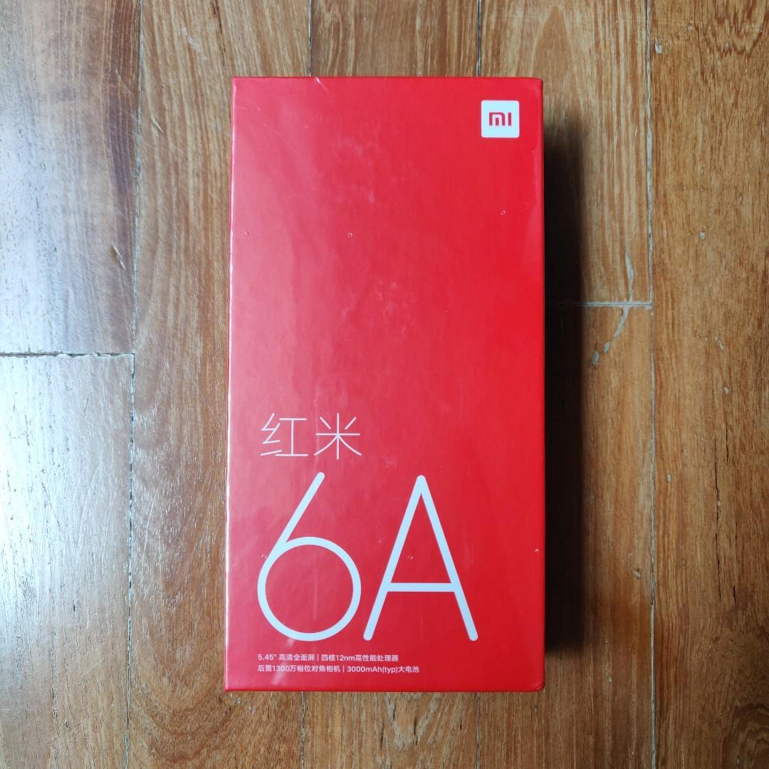 BNIB Xiaomi Redmi 6A 2GB/16GB