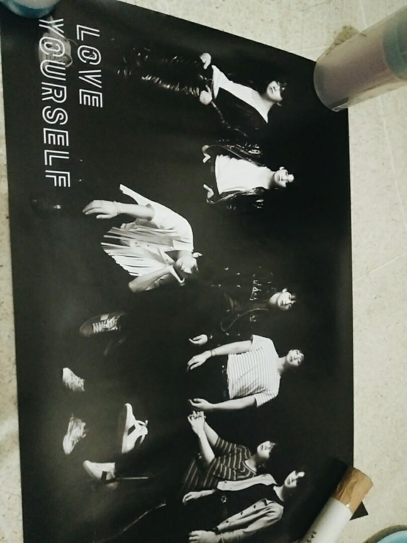 BTS Love Yourself Tear (O ver.)