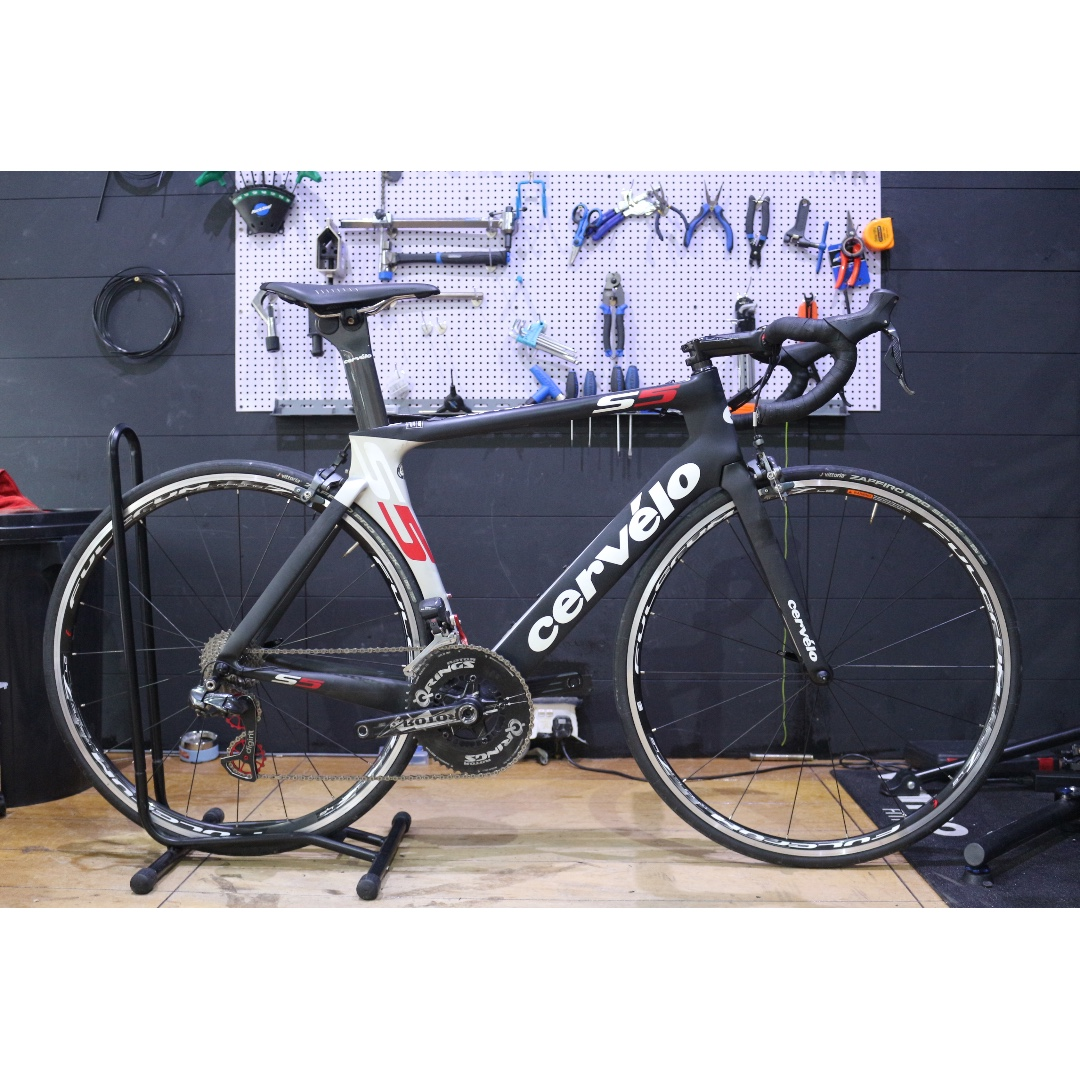 546e5b1e406 Cervelo S5 - Road Bike, Bicycles & PMDs, Bicycles, Road Bikes on ...