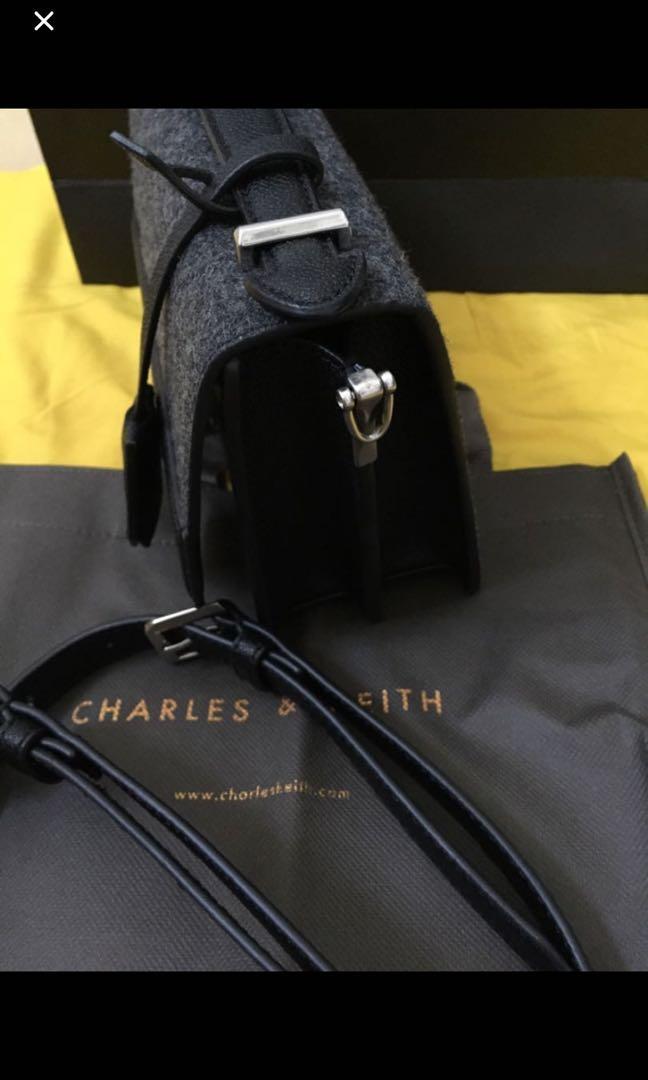 CHARLES AND KEITH ORIGINAL STORE 1000%