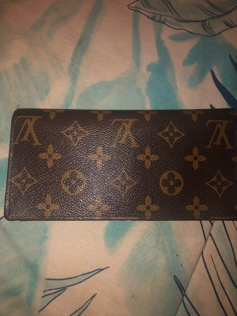 Genuine Louis Vuitton wallet