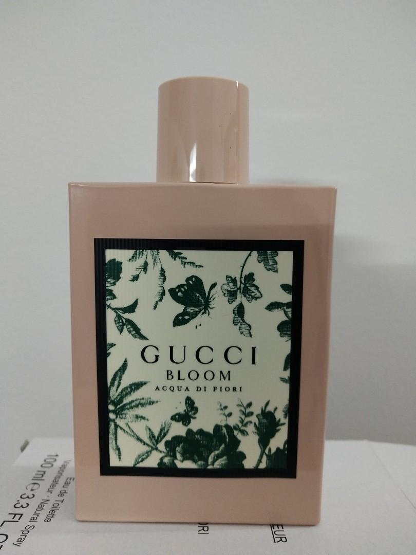 da0a68c9d Gucci bloom Acqua Di Fiori 100ml, Health & Beauty, Perfumes ...