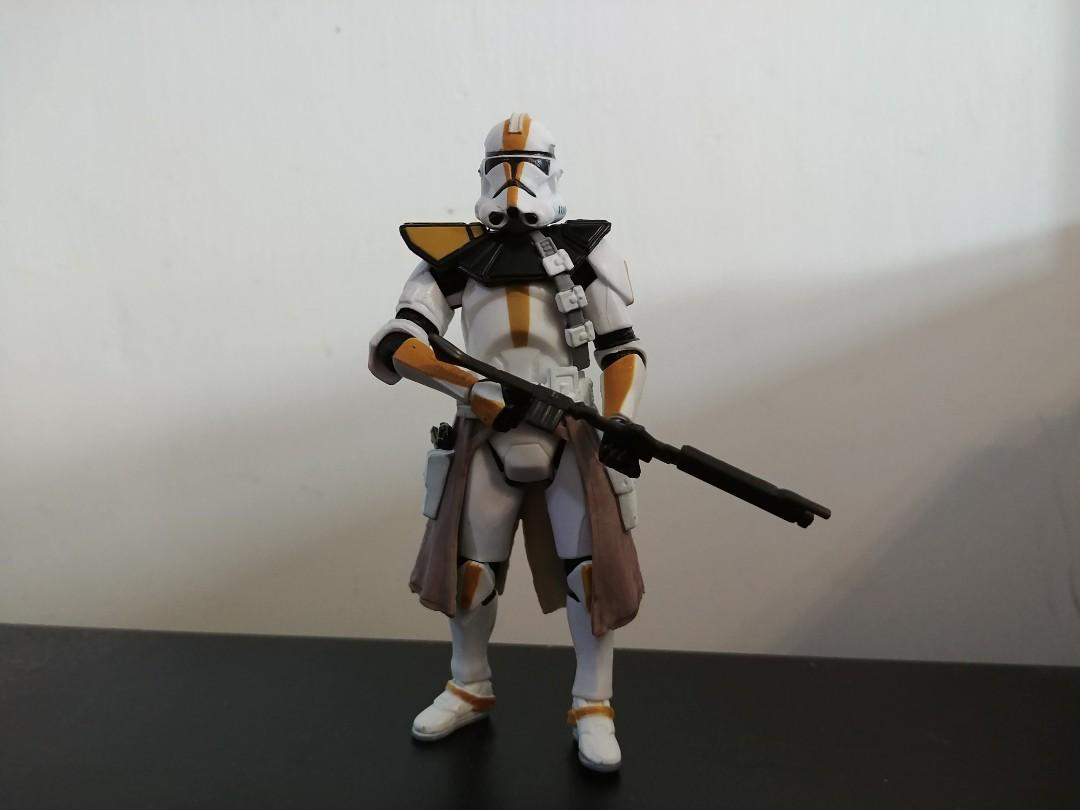 Hasbro Star Wars 3.75 327th legion Clone Trooper