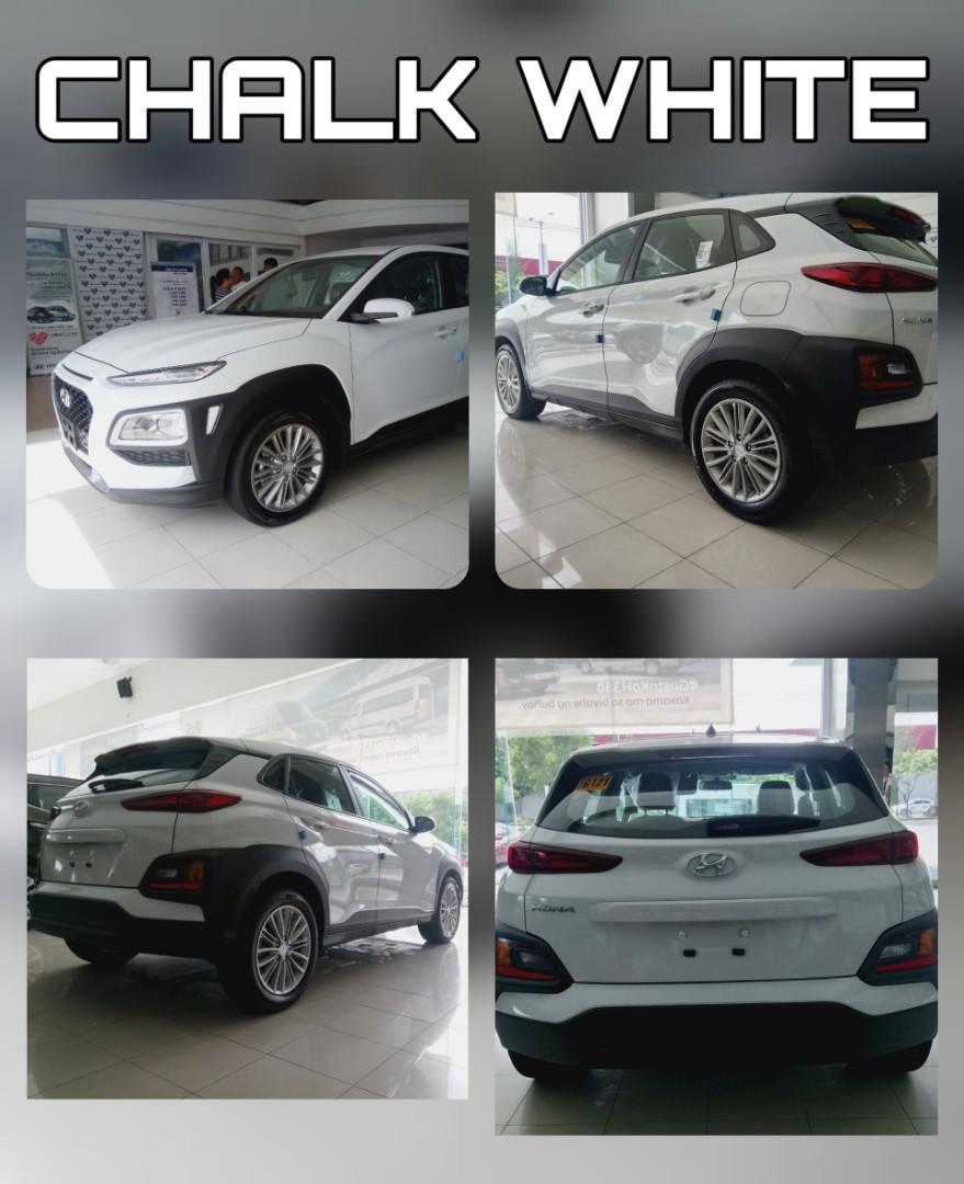 Hyundai All-New Kona 2.0 GLS 6-Speed Automatic (GAS) 🆚Ford Ecosport🆚Nissan Juke🆚Honda HR-V🆚Mazda CX-3