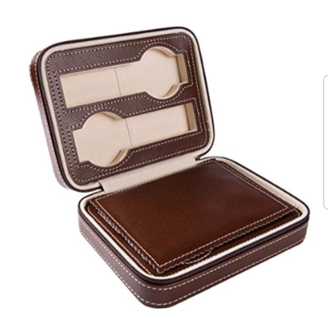 Leather Watch Case {Traveller Series}