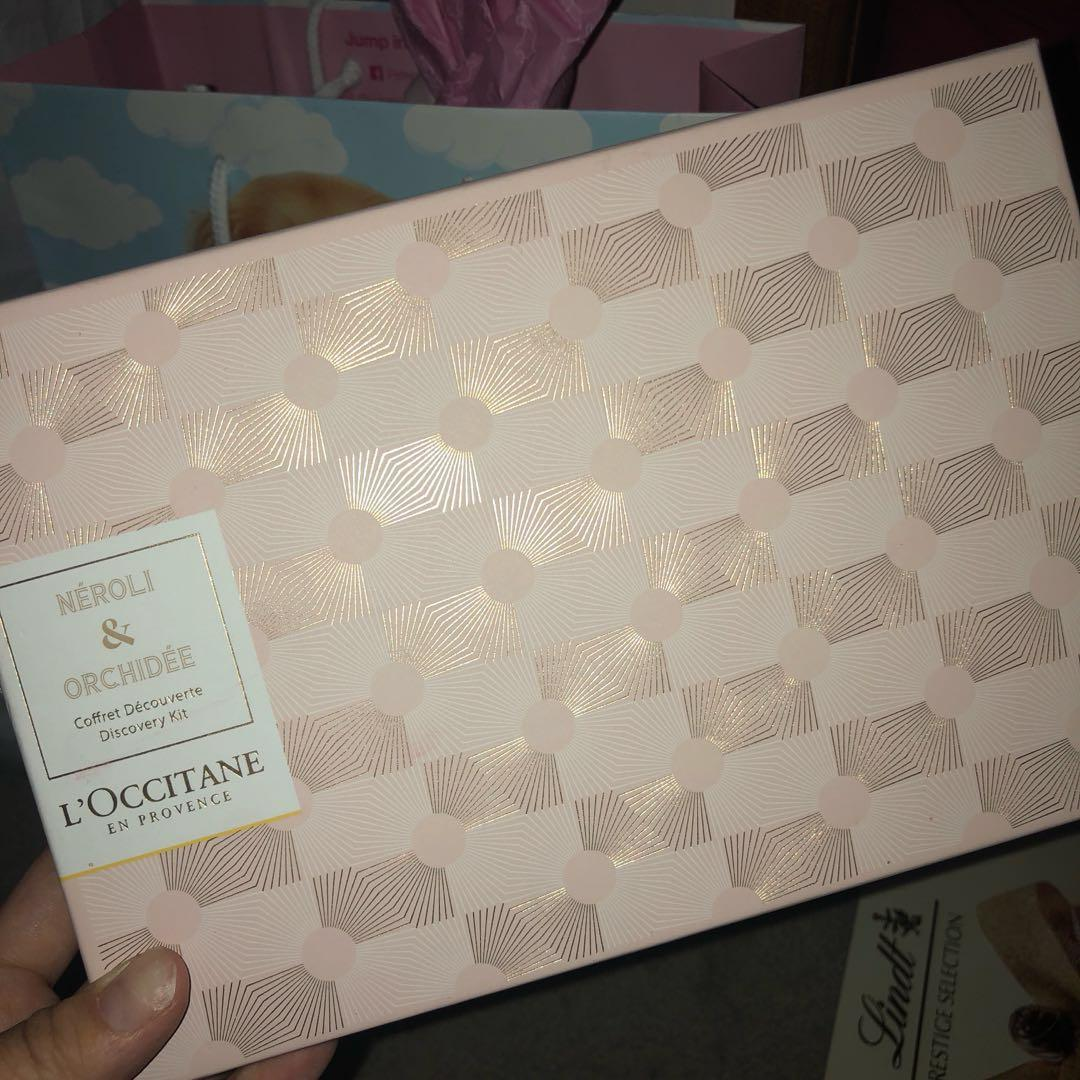 Loccitane Neroli & Orchidee Discovery Kit