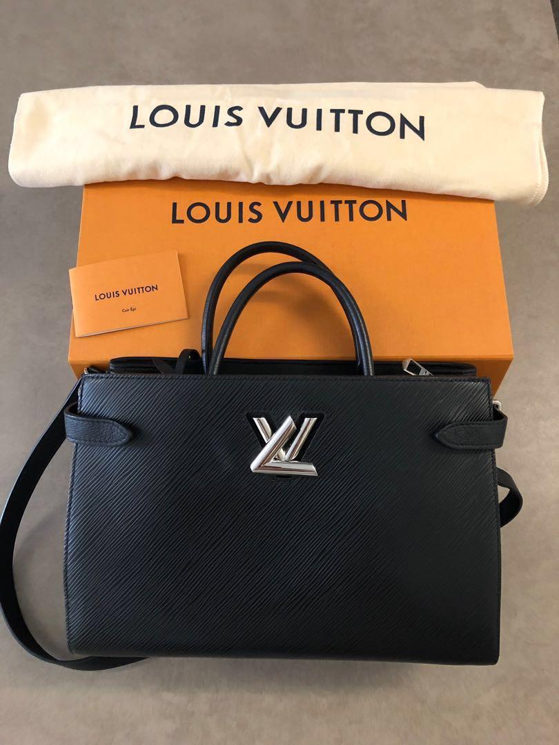 1846f795026b Louis Vuitton Twist Tote Epi Leather