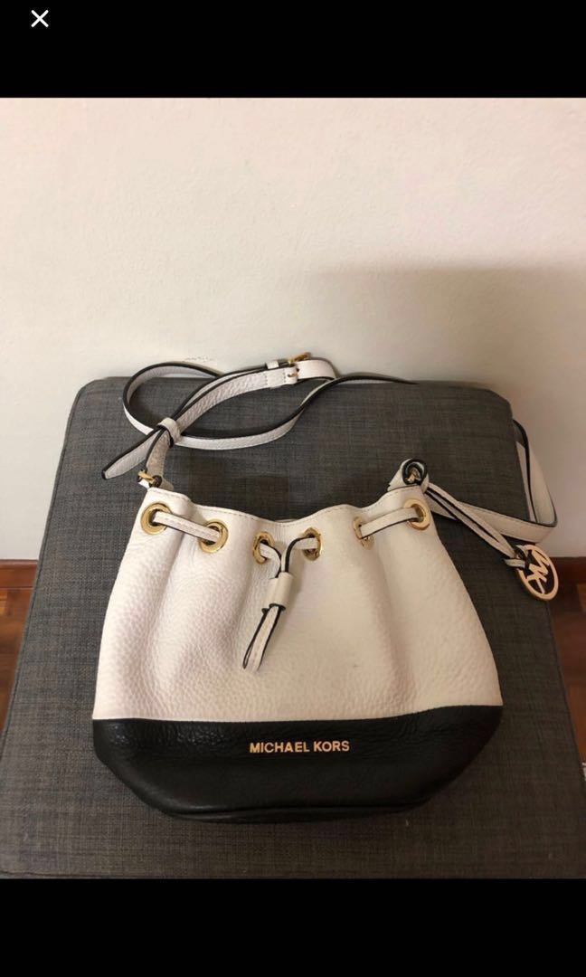 6a95bf410260 Michael Kors Jules Small Drawstring Bag