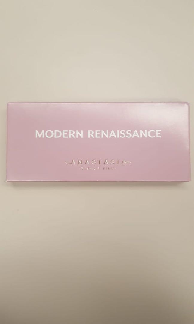 Modern Renaissance by Anastasia Beverly Hills eyeshadow palette
