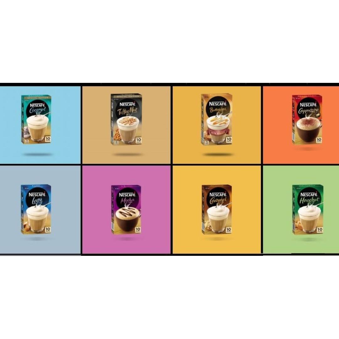 Nescafe 精品咖啡系列 (170g 10包裝) ☕☕☕