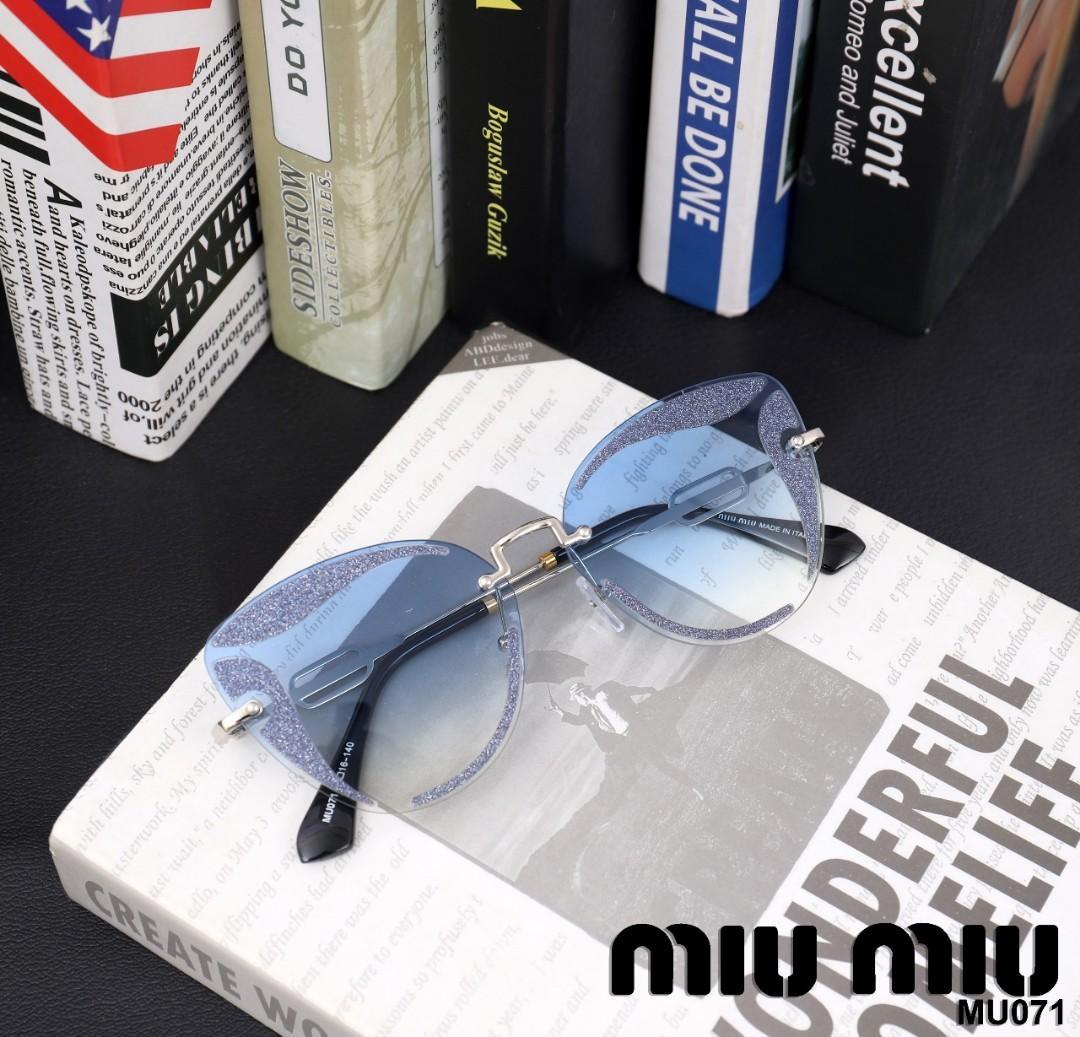 *New Arrival* 👉 Terbaru Lagi 😍 New Arrival 😎 Kacamata MIU MIU  MU071# 5 warna Quality Semi Ori 👍