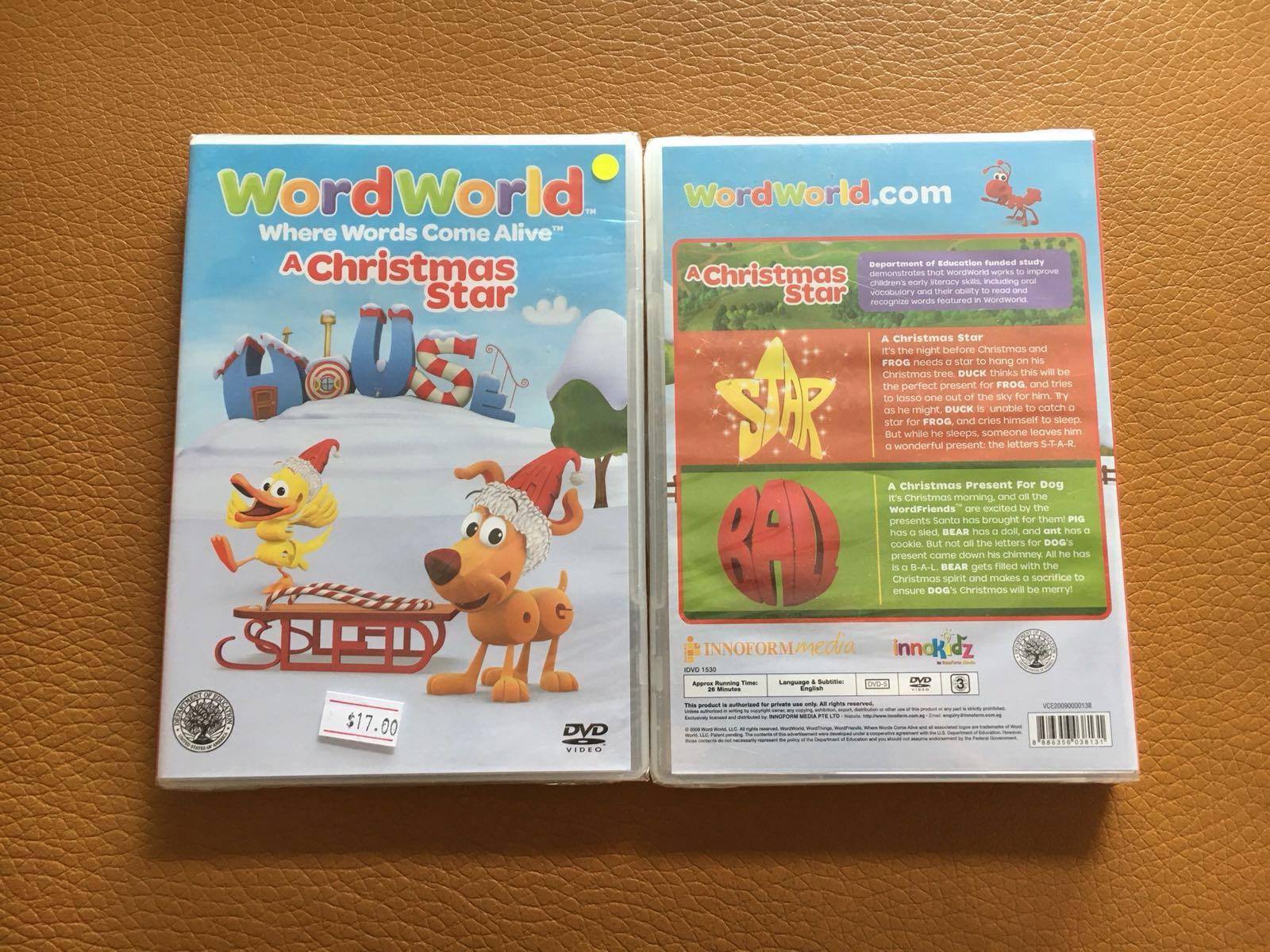 Catch A Christmas Star Dvd.New Word World A Christmas Star Music Media Cds Dvds