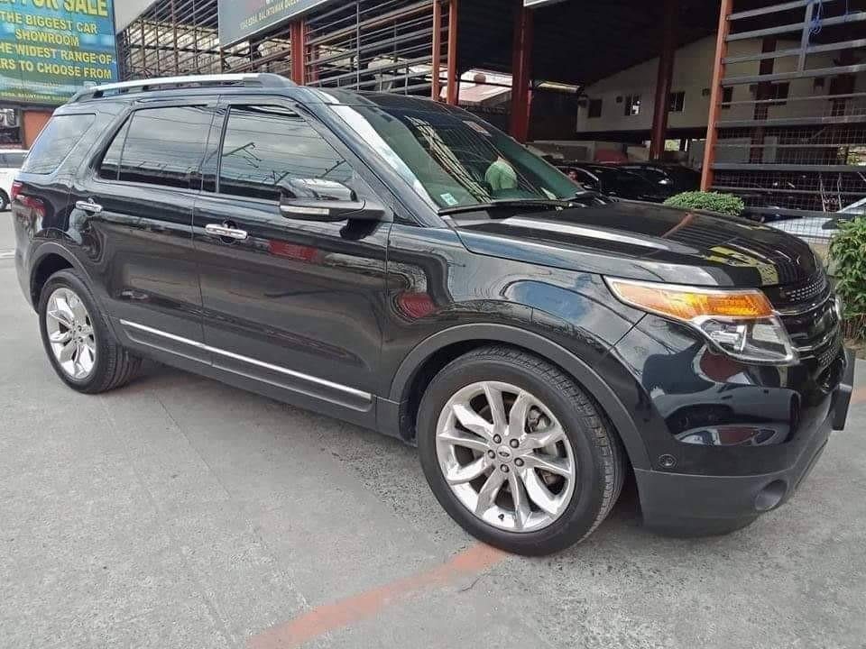 (No issues!) 2014 4×4 Ford Explorer 3.5 CASA MAINTAINED