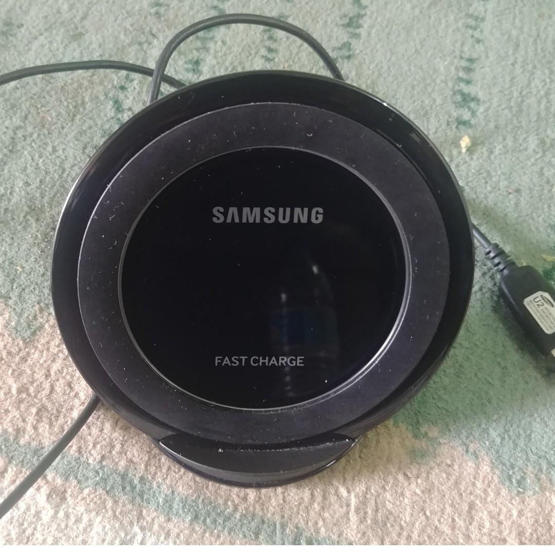 Original Samsung Wireless Fast Charger, Mobile Phones & Tablets