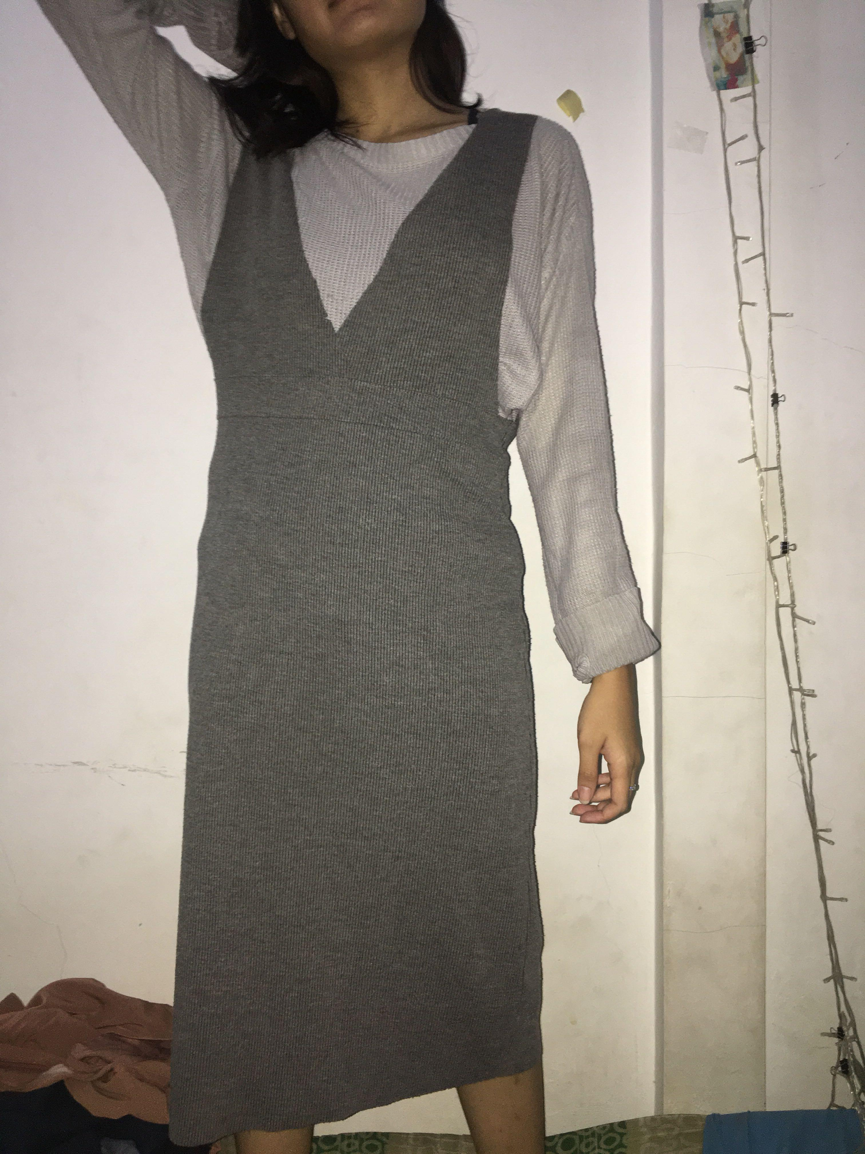 Overall rok jumpsuit