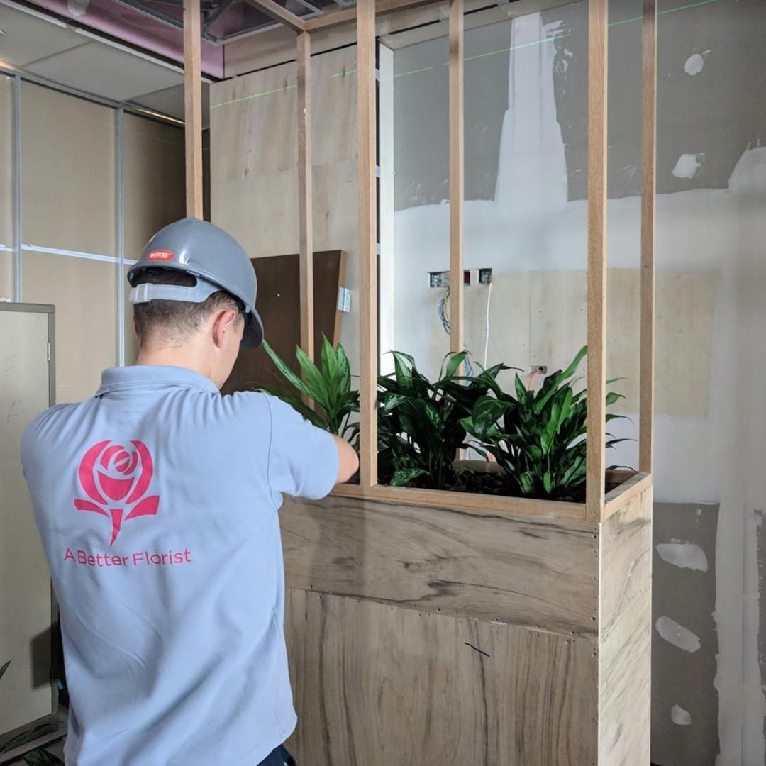 Plant Maintenance Weekly Job, $12/hour, Wednesdays