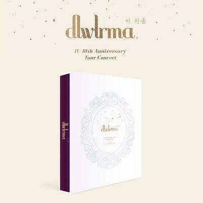 [PREORDER] IU 10th Anniversary Tour Concert dlwlrma