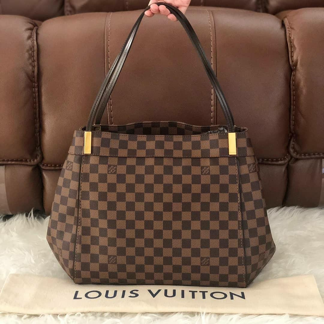 Reprice !  Louis Vuitton Marylebone GM Damier Ebene 2014 | in Excellent Condition