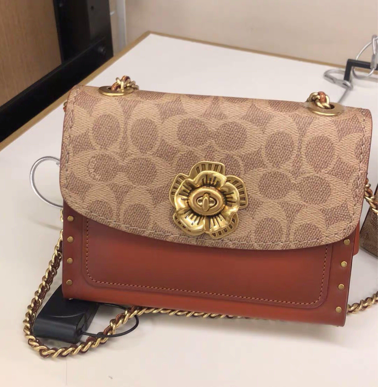 766e33ebd0a0 SALE COACH WOMENS SLING BAG F30592, Women's Fashion, Bags & Wallets ...