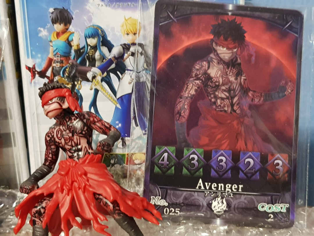 S/FATE GRAND ORDER DUEL COLLECTIONS FIGURE VOL5, Toys