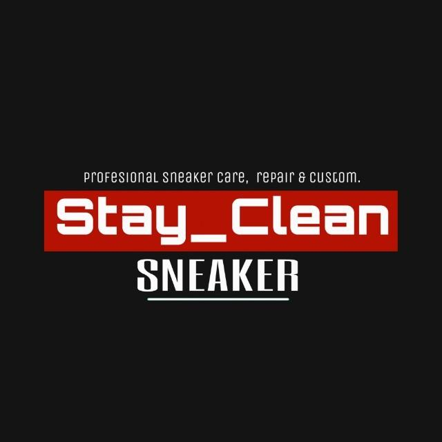 Sneaker care Clean