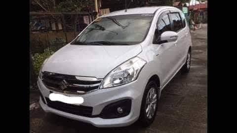 Suzuki Ertiga 2018 M/T 5 months old. With assume balance