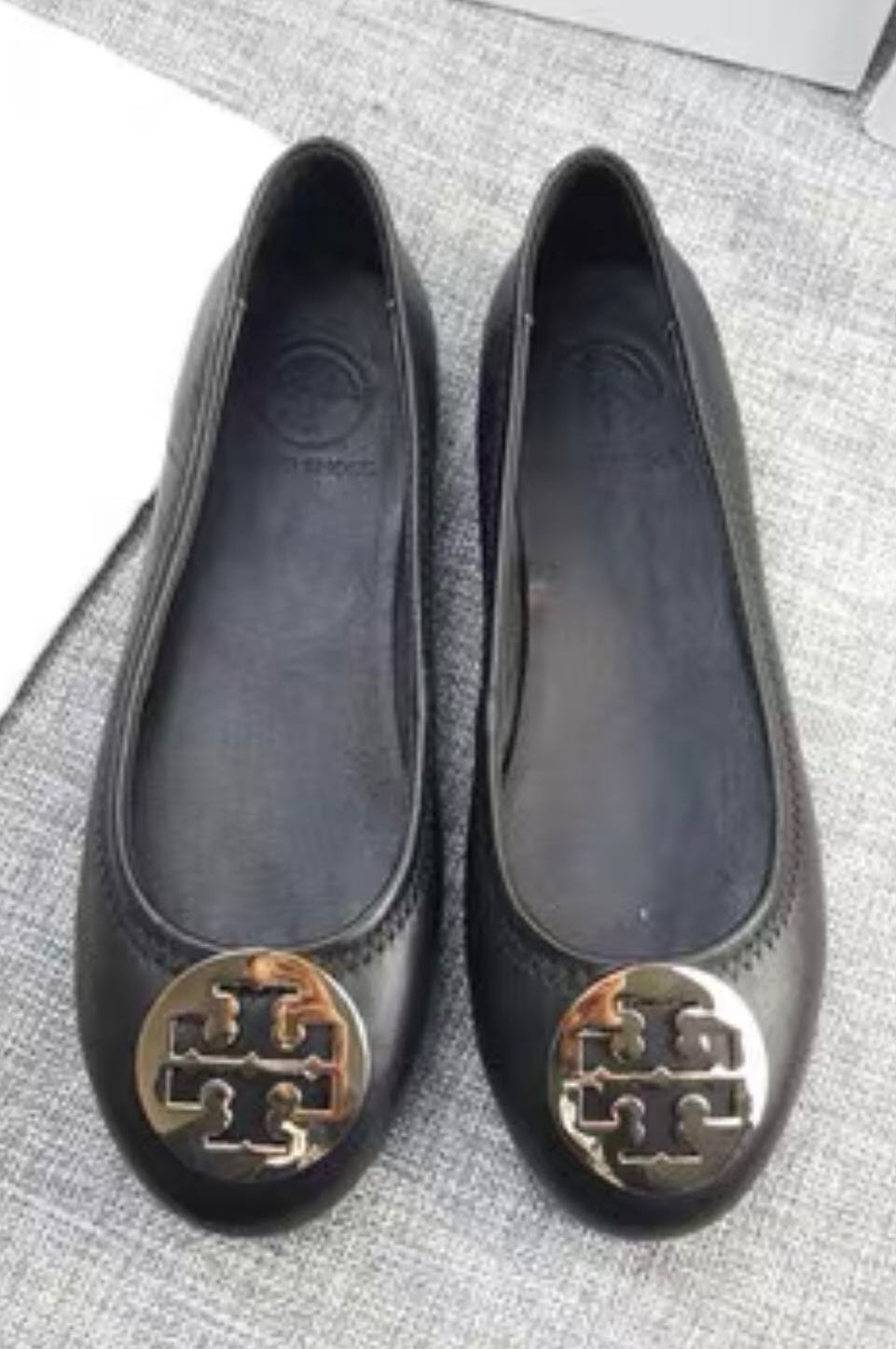 7f7a86810 Tory Burch ballet flat shoes