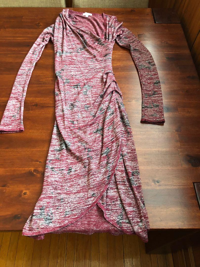 WILFRED XXS Body Con dress