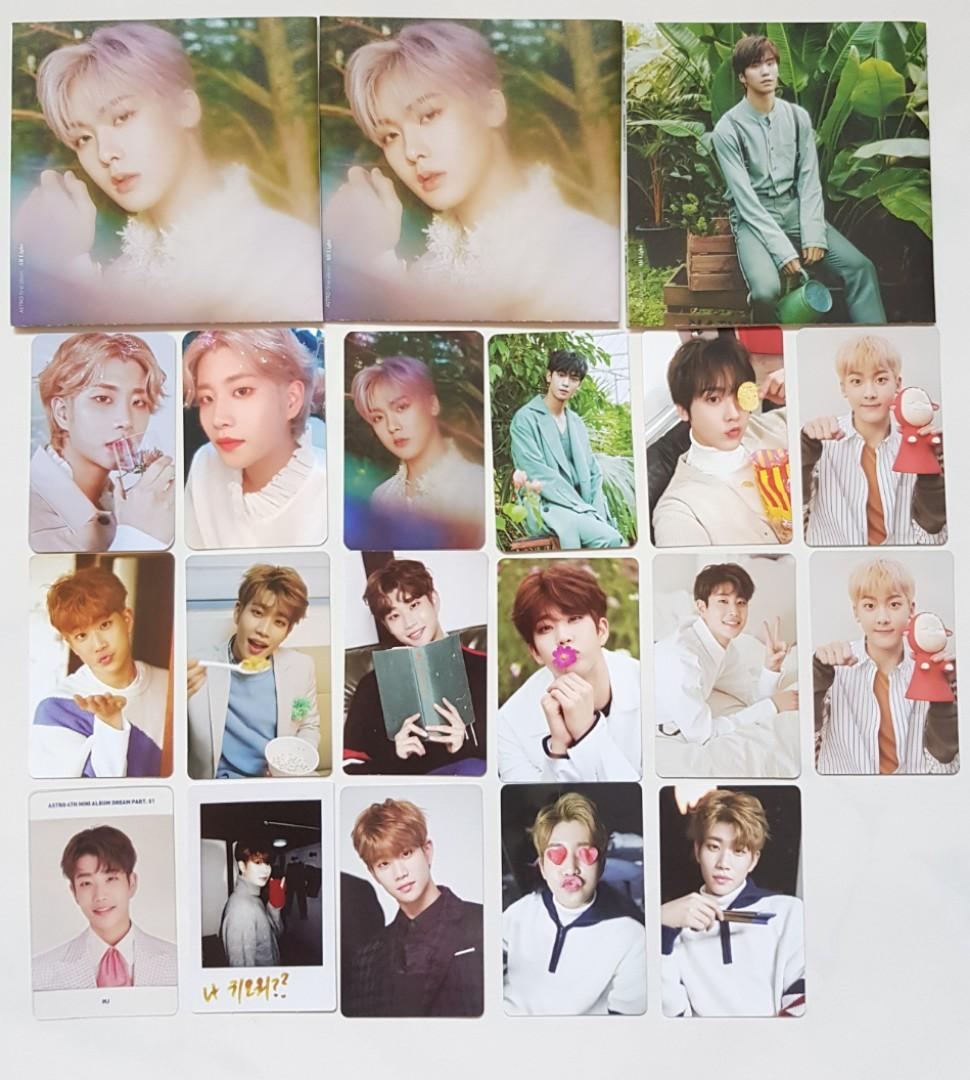 WTT/WTS ASTRO OFFICIAL PHOTOCARDS, Entertainment, K-Wave on