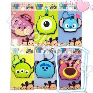正版 勞蘇 lotso 熊抱哥 草莓熊 反斗奇兵 玩具總動員 Toystory 迪士尼 磁石匙扣 磁石