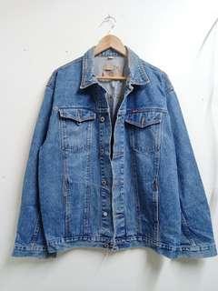 Men Denim Jacket XL