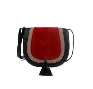 RED LA HALLE,  sling bag - NEGO (PO max. 7hari)