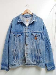 Men Denim Jacket 2XL