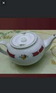 China. Teapot