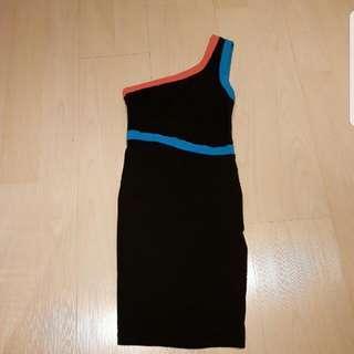 Ms SELFRIDGE Toga dress Size 6