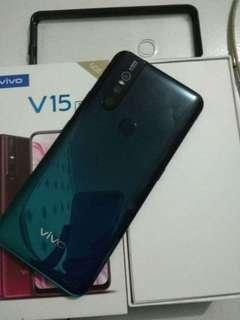 Vivo V15 Ram 6 GB Internal Memory 64 GB - Warna Royal Blue