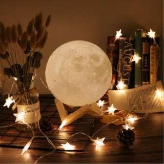 ***6吋直徑** 月球燈