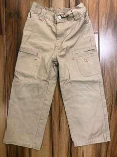 Trousers for 3-5 歲男童卡其褲