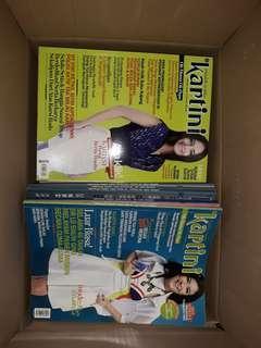 Majalah Kartini seri lama