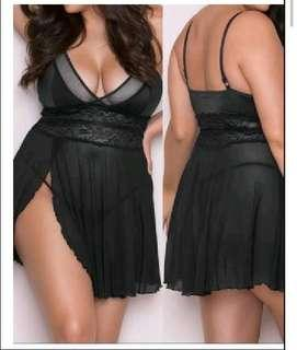 🚚 Plus size Sexy Lingerie via free mailing