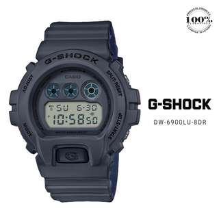 G-Shock DW6900LU-8R Matte Grey #MakeSpaceForLove
