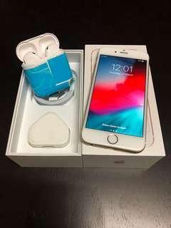 Apple iPhone 6S 64GB MY set free Airpods Copy ori